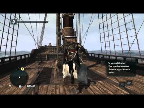 Assassins creed 4 : Black Flag [ASTUCE] Farmer sans difficulté.