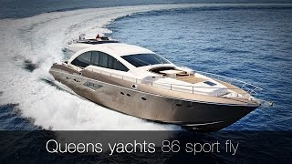 Queens yachts 86 sport fly | Yacht usato in vendita del cantiere Queens yachts - Luxury yacht