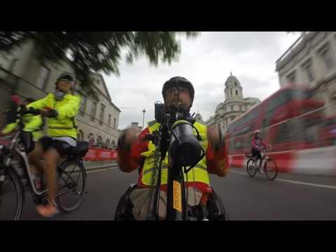 Ride London 2017 Freecycle