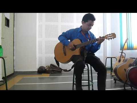 Tu jo mila guitar instrumental by nakul thapa