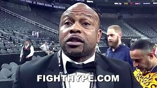 "(WOW!) ROY JONES JR. BLAMES GOLOVKIN'S TRAINER FOR LOSS TO CANELO; EXPLAINS WHY: ""Y'ALL RAN"""