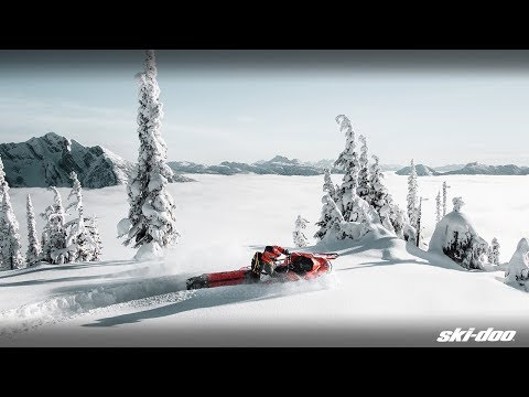 That Ski-Doo Feeling - The 2019 Snowmobiles Line-up