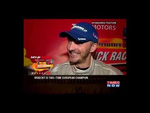 Tata Motors T1 Prima Truck Racing Season 4 - Times Now Episode 5