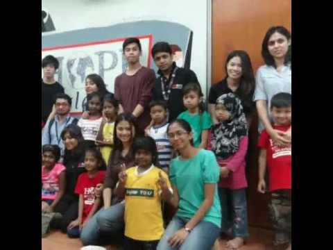 HOPE MALAYSIA CHARITY WORK 2015