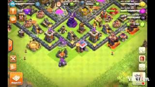 Let's Play Clash of Clans 《Verükte Truppen Angriffe》Teil.2 von Teil.2 in bessrrer Qualität!