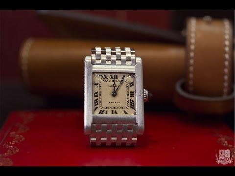 La Minute de l'Expert - Ep 5 : Tank de Cartier