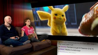 Detective Pikachu Casting Sneak Peek - Show and Trailer April …
