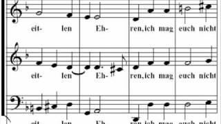 Buxtehude: Jesu Meine Freude, BuxWV 60 - III,IV, V, VI, VII