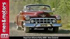 Royal Sun Alliance Rally 2000 - Part 1