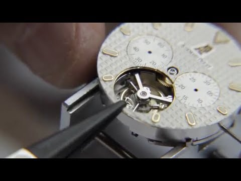 Audemars Piguet Watch Repair- Royal Oak Tourbillon Chronograph - FULL VIDEO