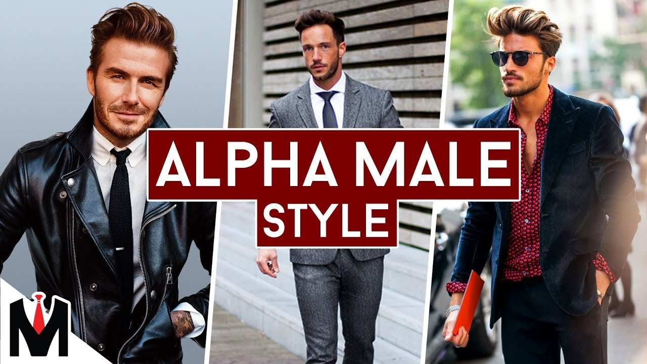 Alpha Male Behavior Never Goes Out of Style