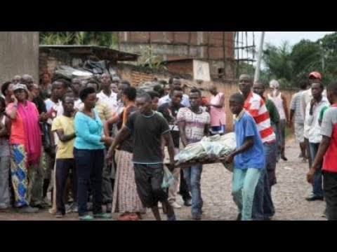 BURUNDI: Cibitoke abantu bashika 40 bapfuye || Raba Ingene Vyagenze Hano