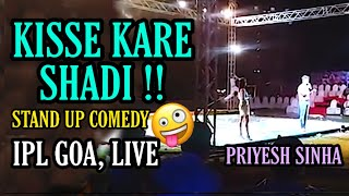 Pati No 1 Japani Tel Stand Up Comedy By Priyesh Sinha