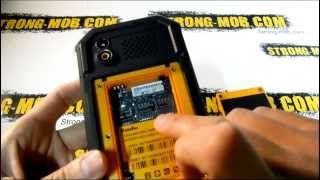Обзор Runbo X6 купить в Украине от компании Strong-Mob.(Если вас интересует Runbo X6 по низкой цене в наличии и с гарантией в нашем магазине тогда вам сюда http://www.strong-mob.c..., 2014-01-04T23:08:09.000Z)