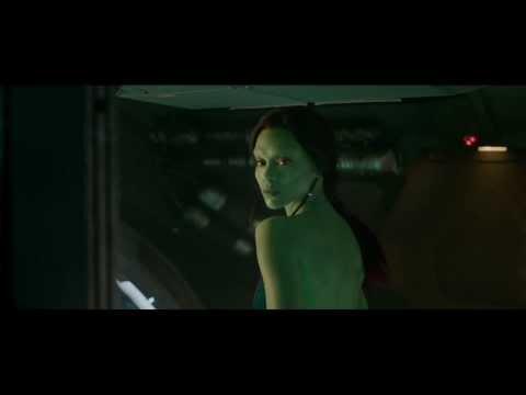 Guardianes de la Galaxia - Gamora