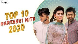 Top 10 Haryanvi Hits 2020 Uttar Kumar Sapna Chaudhary New Haryanvi Songs Haryanavi 2020