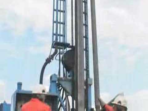 Air Rotary Drilling