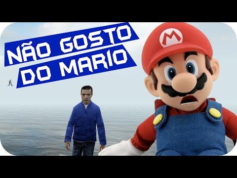 Garrys Mod: Hide And Seek - Não Gosto do Mario TotalArmy