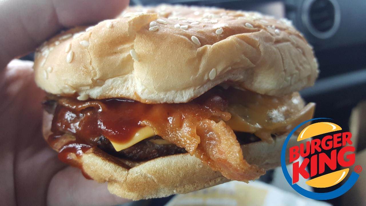 Burger King BBQ Bacon Review