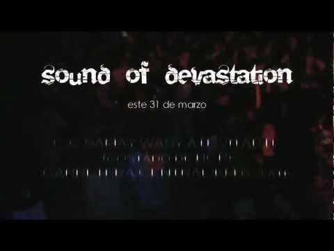 ██ █::::: SOUNDS OF DEVASTATION ::::: █ ██ (31de Marzo Trailer 1)