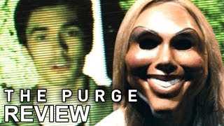 The Purge - Movie Review