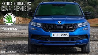 Car Review: 2019 Skoda Kodiaq RS Test Drive