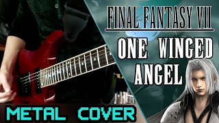 One Winged Angel FF VII - Advent Children | Guitar Remix | AHmusic