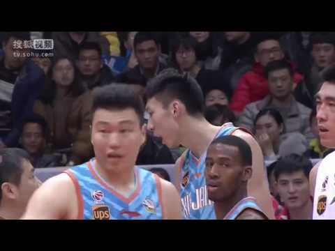 THROWBACK: Zhou Qi & Hamed Haddadi FIGHT (VIDEO)