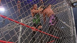 WWE Network: RVD vs. Chris Jericho – Intercontinental Titel Cage Match: Raw, 27. Oktober 2003