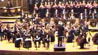 "F. Mendellsohn-Bartholdy -- Oratorio ""Elijah"" Op. 70, 10th Movement."