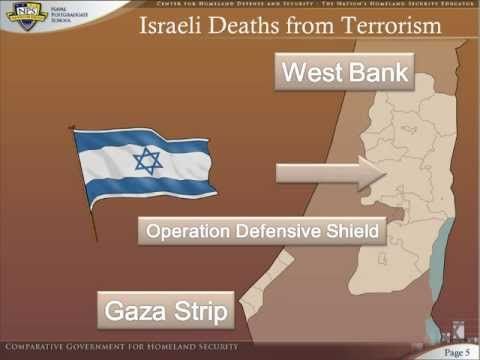 Homeland Security In Israel - Module I - Terrorism Threats And The Legal Environment