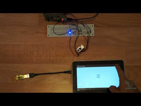 Android Uart Communication