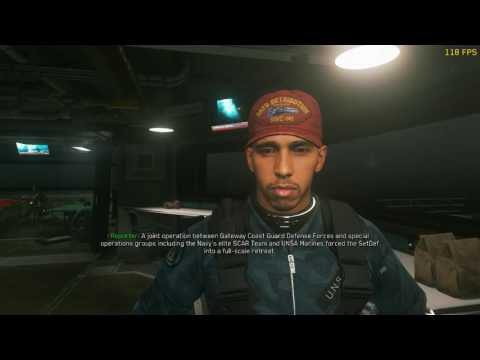 Call Of Duty Infinite Warfare Easter Egg Lewis Hamilton 1080p