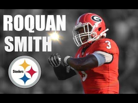 Roquan Smith || 2018 NFL Draft Highlights ᴴᴰ