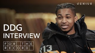 DDG On The Rise Of YouTube Rappers | For The Record