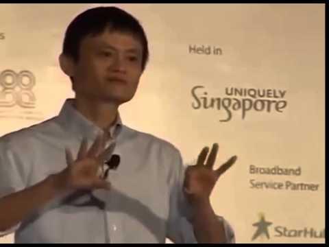 Jack Ma Speech   Small is Beautiful