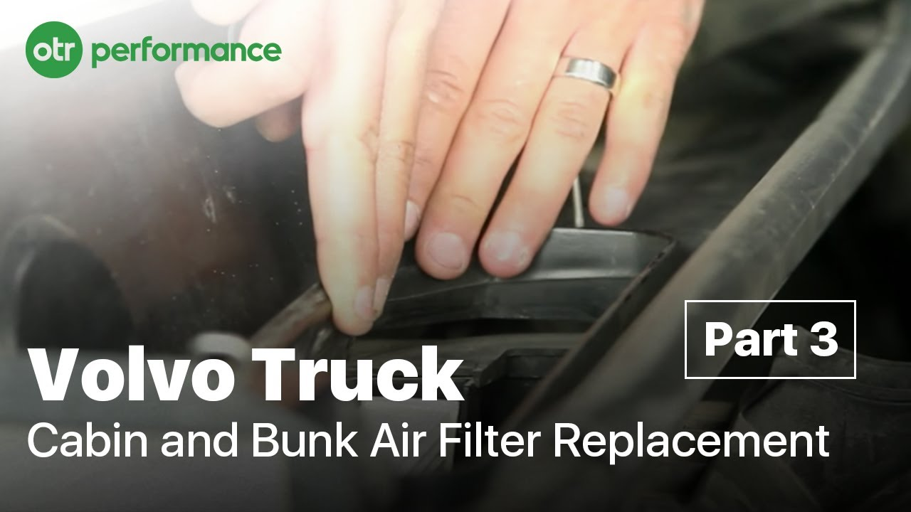 Volvo Truck Cabin And Bunk Air Filter Replacement Ac