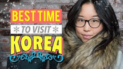 When You Should Visit Korea  Winter, Spring, Summer or Fall?