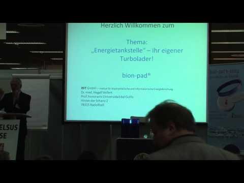 """0 - Dr. med. Hegall Vollert: """"Energietankstelle"""" - Ihr eigener Turbolader!"""