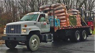 Truck Spotting - Last Locals Of The Season!