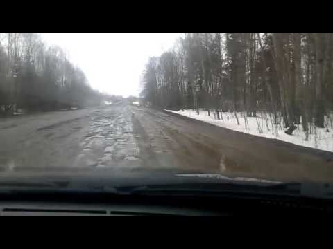 Трасса Березайка-Бологое