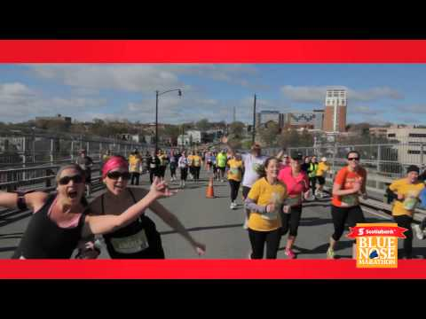 2013 Scotiabank Blue Nose Marathon