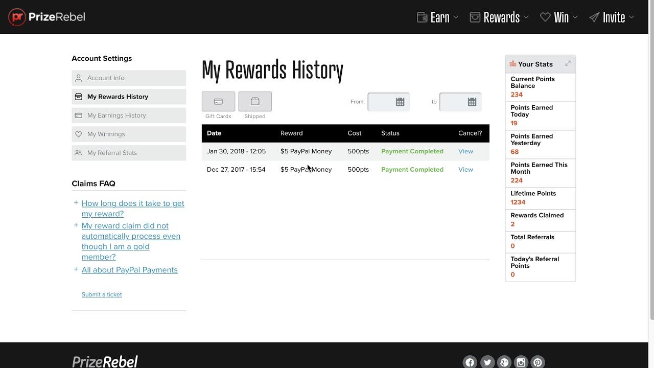 FREE Steam Wallet Code | PrizeRebel