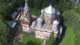 Вытегра. Сретенская церковь (1869—1873гг.)(, 2016-07-12T20:32:34.000Z)