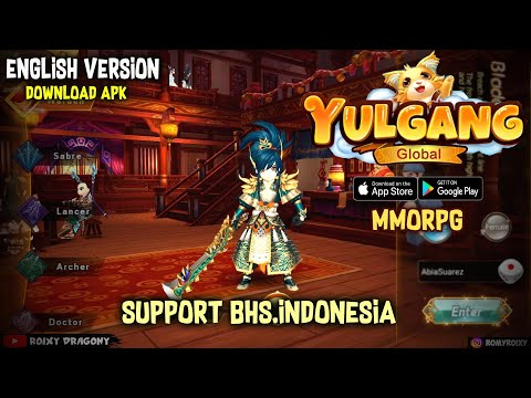 Cute MMORPG 😊 !!! YULGANG Mobile Global (ENG) Android CBT Gameplay - 동영상