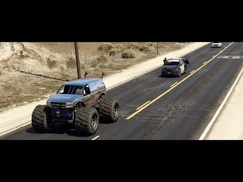 GTA 5  - Most Epic Action Film - Unstoppable (Cinematic fan