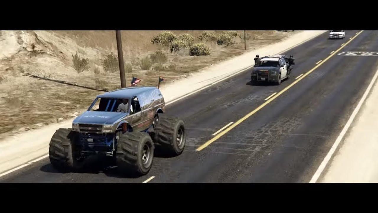 Download GTA 5  - Most Epic Action Film - Unstoppable (Cinematic fan made)
