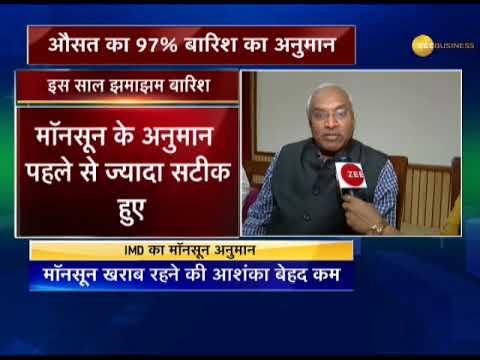 In exclusive conversation with IMD DG KJ Ramesh