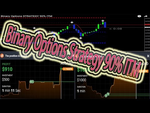 Binary Options STRATEGY 90% ITM