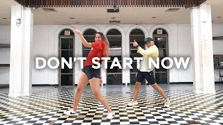 Don't Start Now - Dua Lipa (Dance Video) | @besperon Choreography